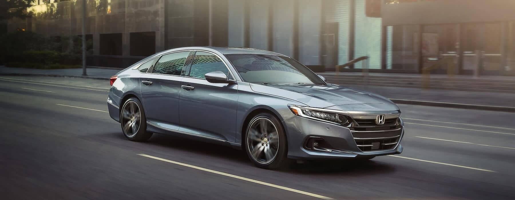 Introducing the 2021 Honda Accord Hero Image