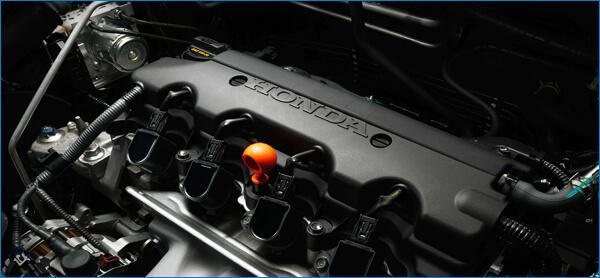 2021 Honda HR-V Engine Image