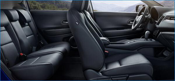 2021 Honda HR-V Interior Dimensions