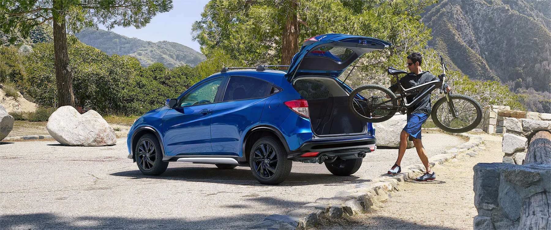 2021 Honda HR-V Introduction Slider