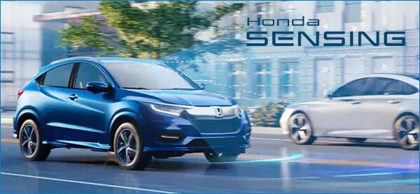 2021 Honda HR-V Safety Image