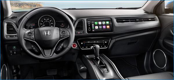 2021 Honda HR-V Technology Features Image