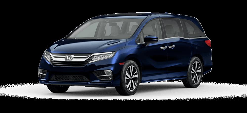 2021 Honda Odyssey Jellybean