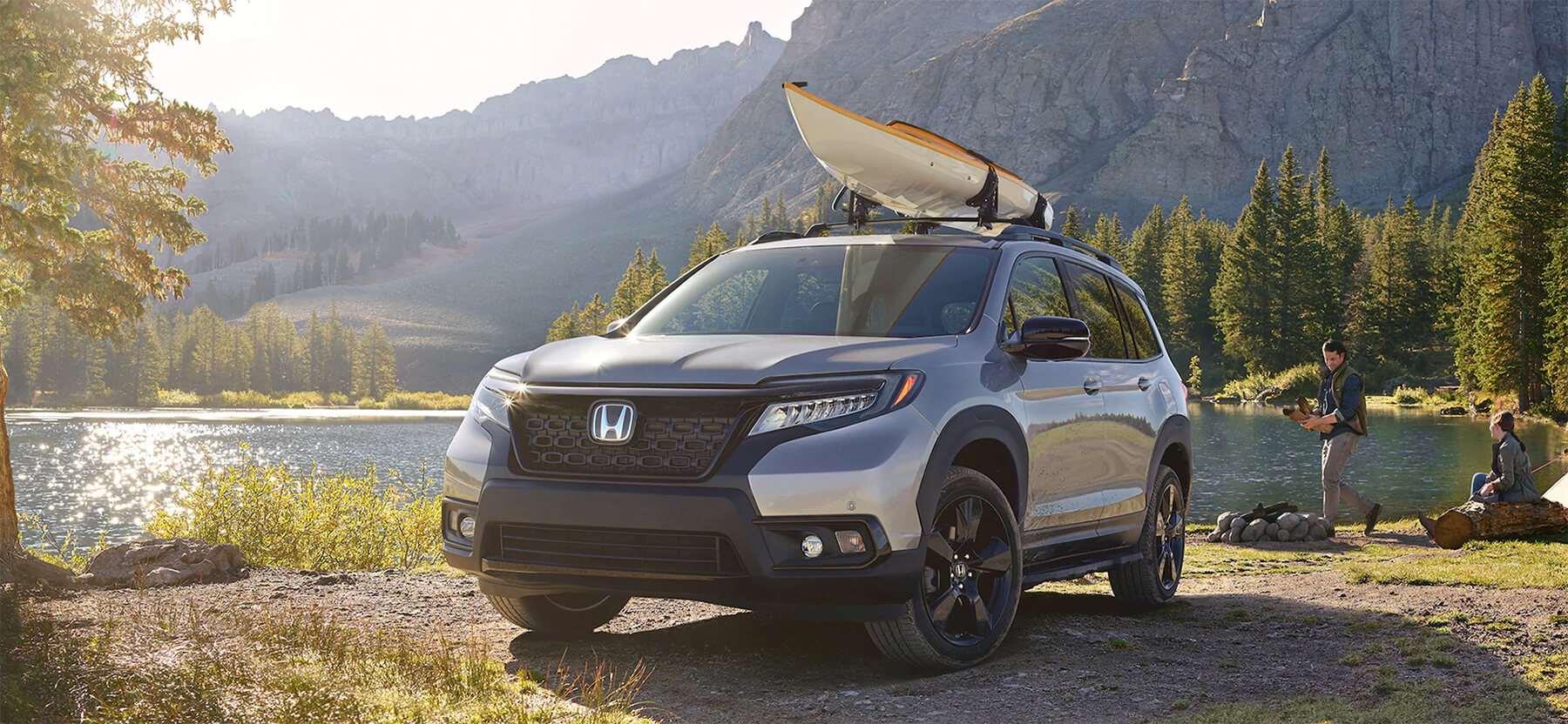 2021 Honda Passport Intro Vern Eide Honda Sioux City Slider