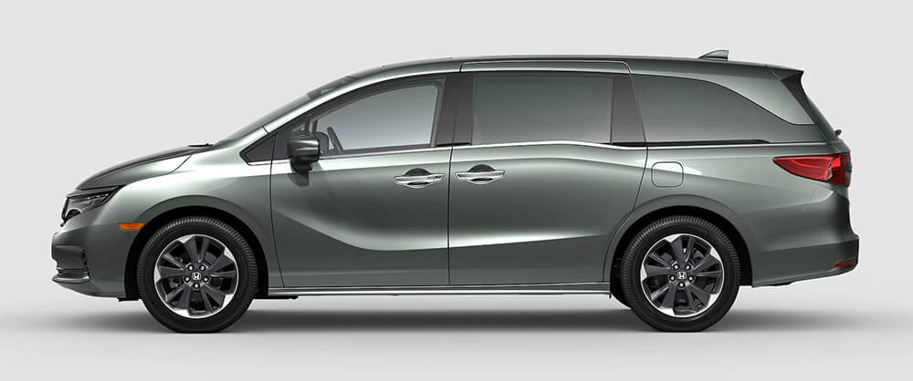2021 Honda Odyssey Photo Profile Studio Location
