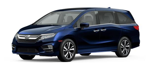 Best Family Cars Honda Odyssey Image