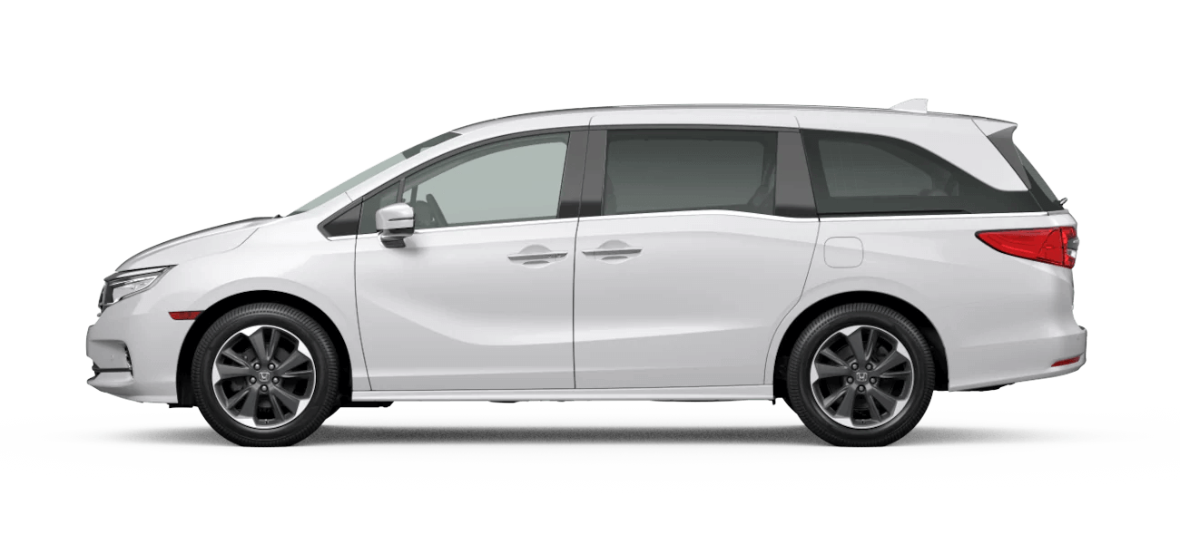Honda Odyssey Button