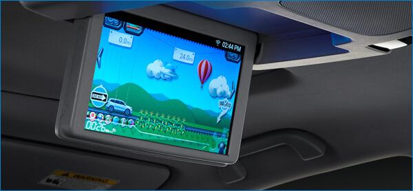2021 Honda Pilot Features Image
