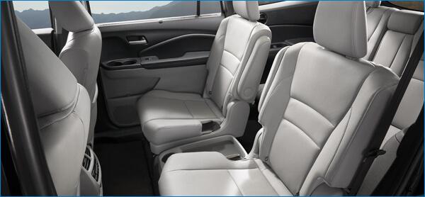2021 Honda Pilot Interior Image