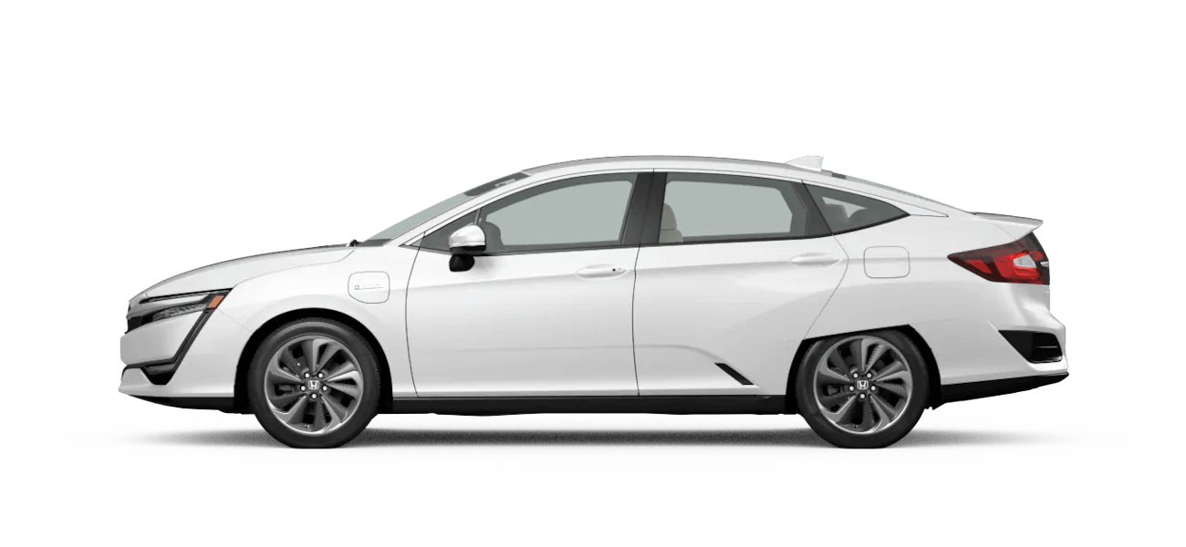 Honda Clarity Inventory Button