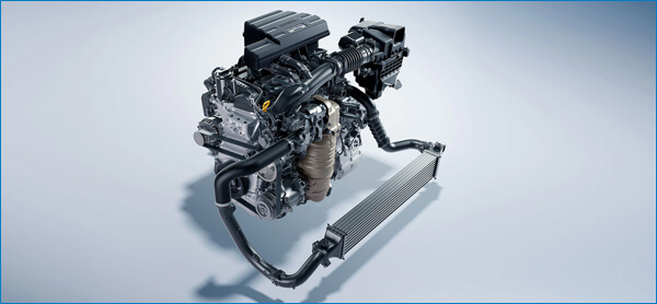 2020 Honda CR-V Engine Image