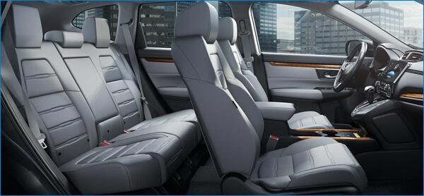2020 Honda CR-V Interior Image