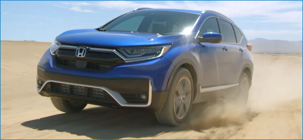 2020 Honda CR-V Performance Image