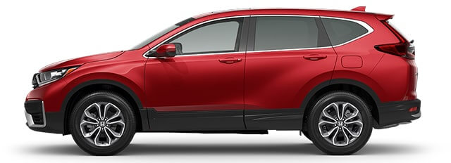 2020 Honda CR-V EX-L Trim