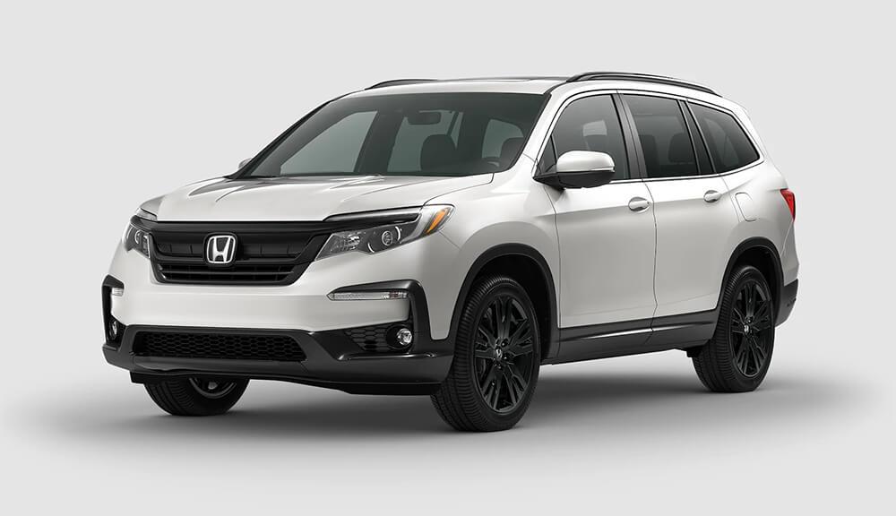 2021 Honda Pilot Special Edition Image