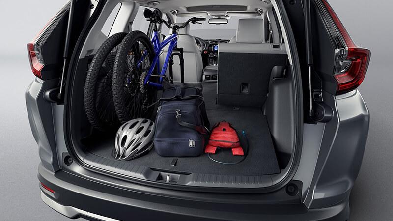 2020 Honda CR-V Interior Dimensions