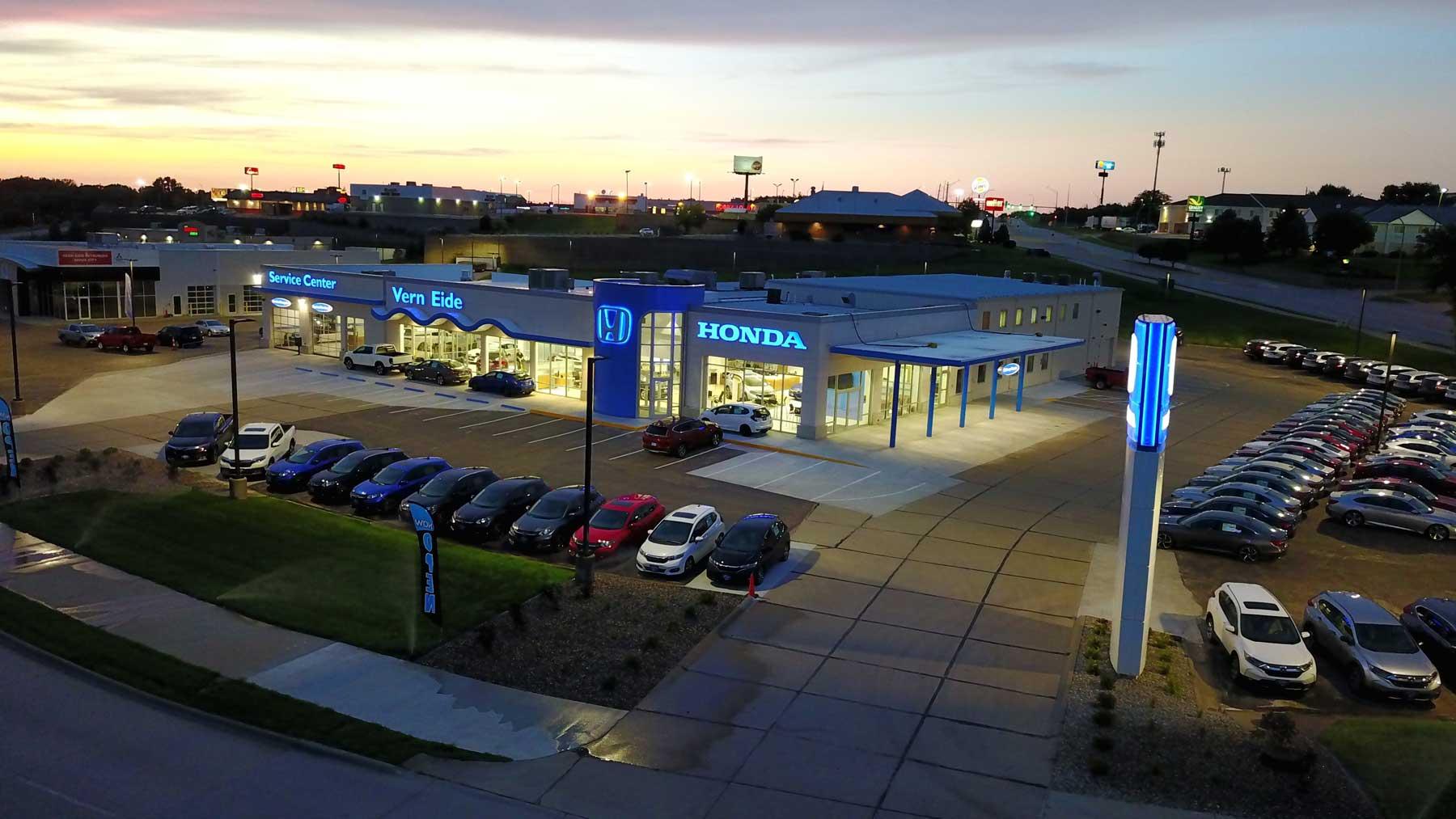 New Honda near Omaha