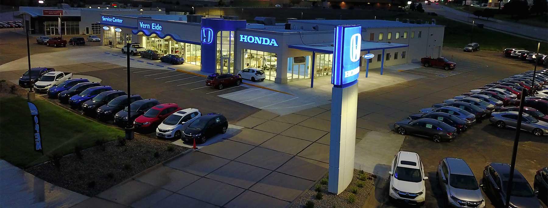Honda Dealer Near Bellevue