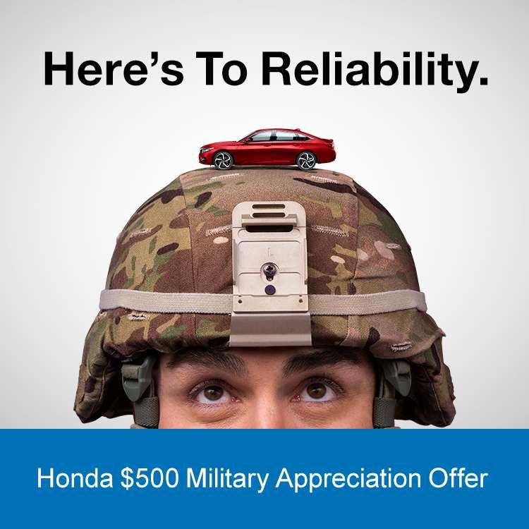 Vern Eide Honda Realiability