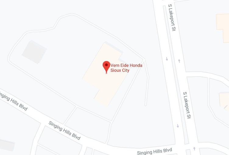 Vern Eide Honda - Sioux City
