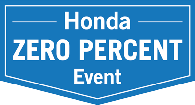 Honda Sales Event