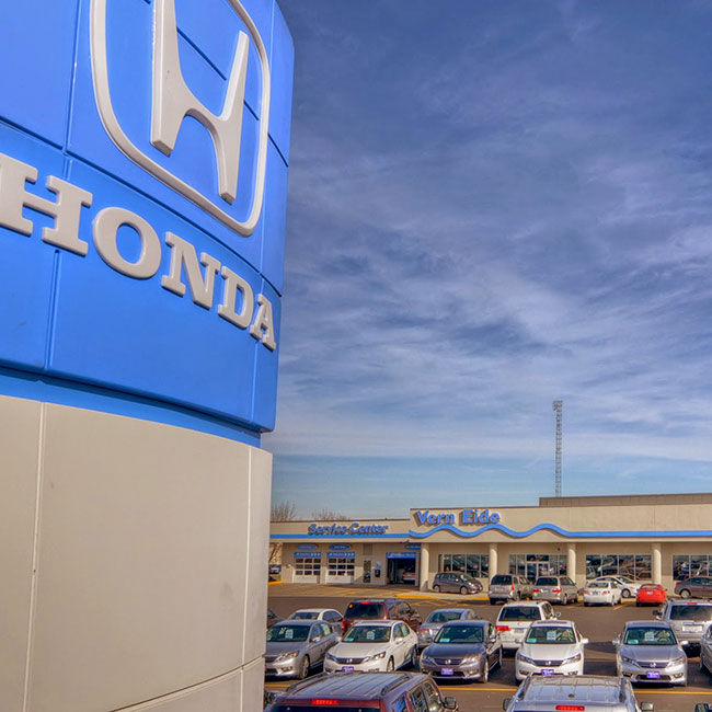 Vern Eide Honda Dealership
