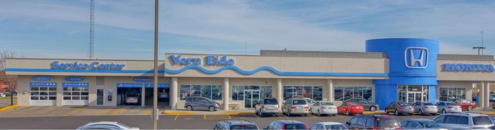 Vern Eide Honda Service Center Sioux Falls