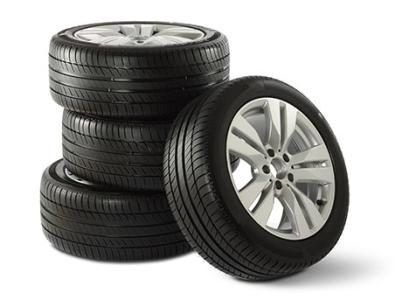 Tires -Vern Eide Honda
