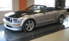 ABS Custom Mustangs