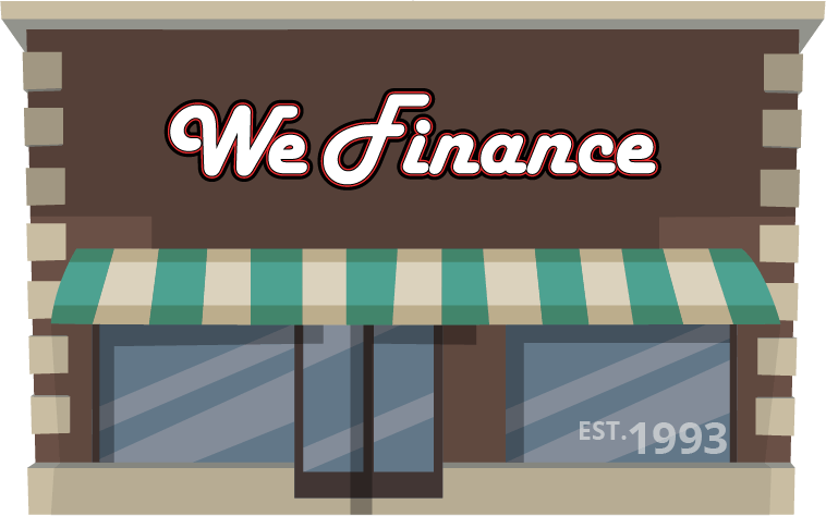 Finance at Wheel City Auto Finance Centers
