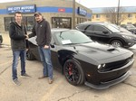 Zach selling a HELLCAT!!!