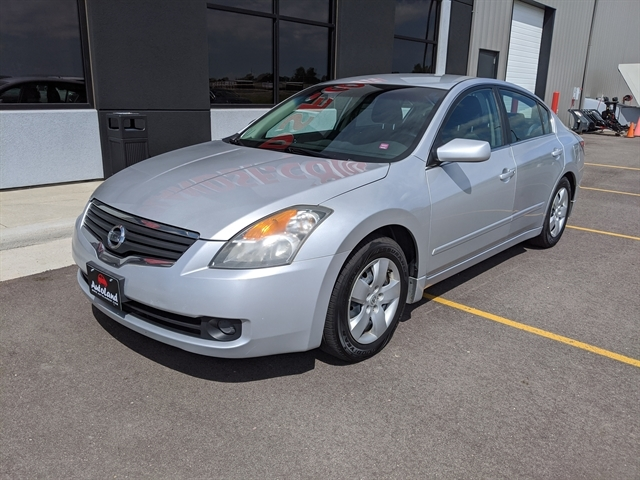 Autoland Sioux Falls >> Stock# 9896 USED 2008 Nissan Altima | Sioux Falls, SD | Used Auto Sales
