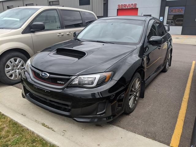 2013 Subaru Impreza Sedan WRX