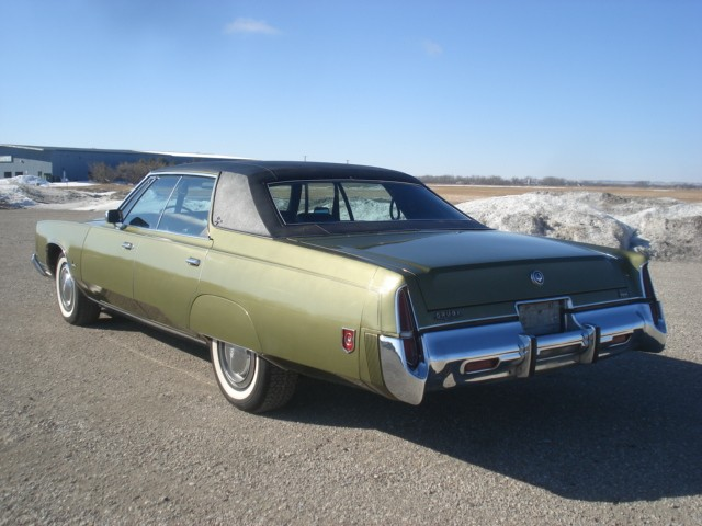 Stock U11577 Used 1974 Chrysler Imperial Milbank South