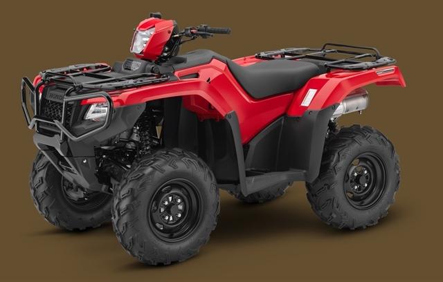 2020 Honda FOURTRAX RANCHER 4X4 EPS