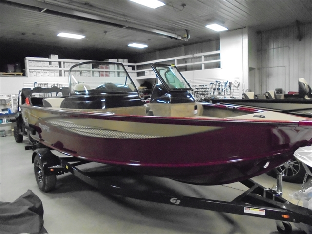 2020 G3 Angler V17 SF