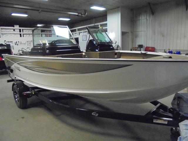 2020 G3 Angler V18 SF