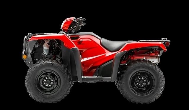 2020 Honda Fourtrax Foreman 4x4 EPS