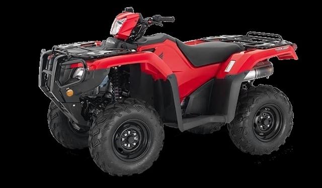 2020 HONDA® Fourtrax Foreman Rubicon 4x4 EPS