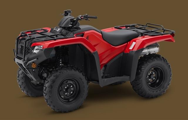 2020 HONDA® Fourtrax Rancher 4x2 ES