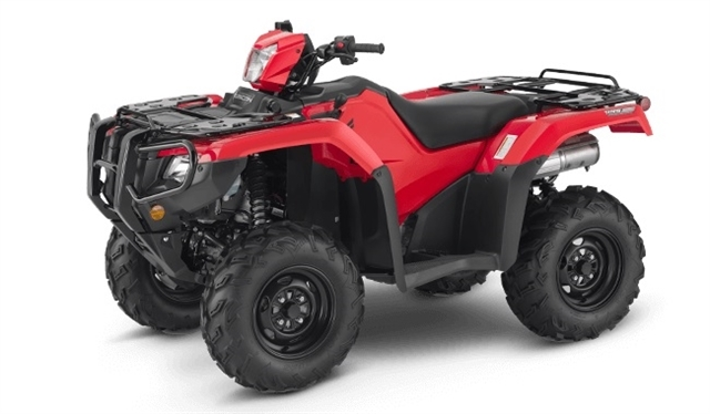 2020 Honda Fourtrax Foreman Rubicon DCT EPS