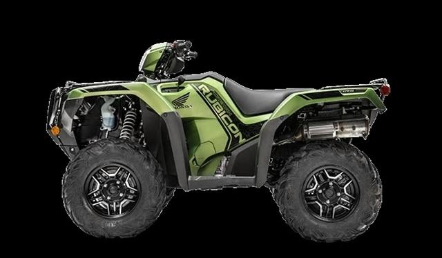 2020 HONDA Foreman Rubicon Auto-DCT EPS Deluxe