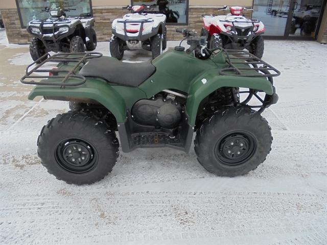 2011 YAMAHA GRIZZLY 350 IRS 4WD
