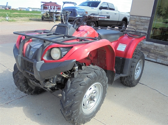 2007 YAMAHA GRIZZLY 450