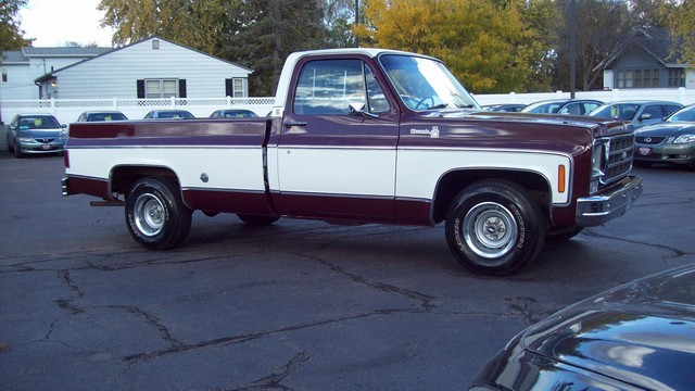 Wilmington Auto Sales >> Stock# T78C7423 USED 1978 CHEVROLET SILVERADO 1500 | Sioux ...