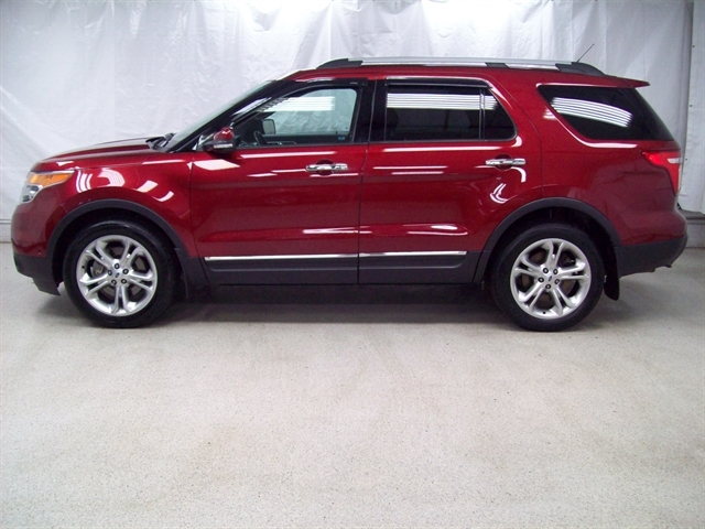 Stock T14f4058 Used 2014 Ford Explorer Sioux Falls