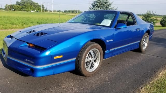 stock 241293 used 1986 pontiac firebird sioux falls south dakota 57105 cap enterprises stock 241293 used 1986 pontiac firebird