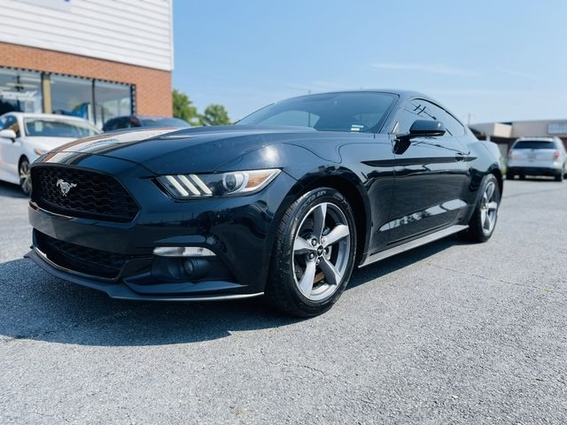 2017 Ford Mustang