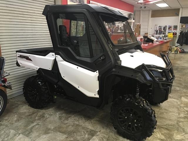 2020 HONDA SXS1000