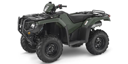 2021 HONDA Fourtrax Foreman Rubicon DCT IRS